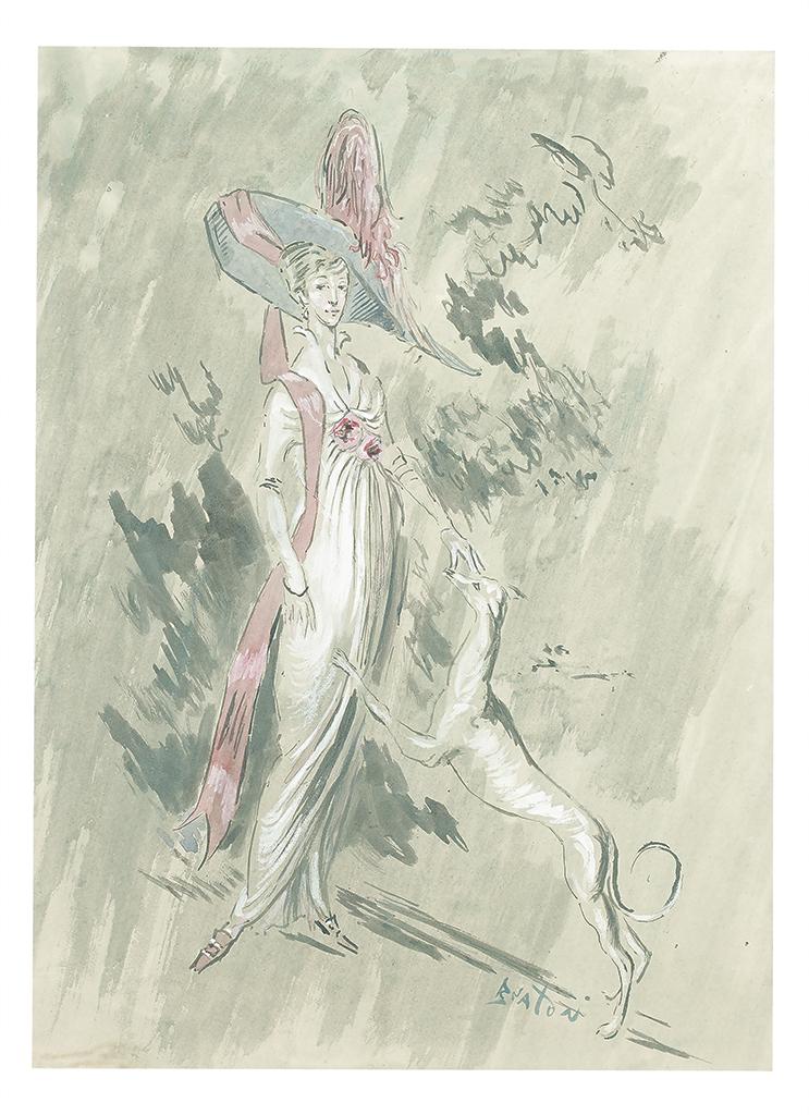 (COSTUME / FILM / THEATER.)  CECIL BEATON. My Fair Lady.