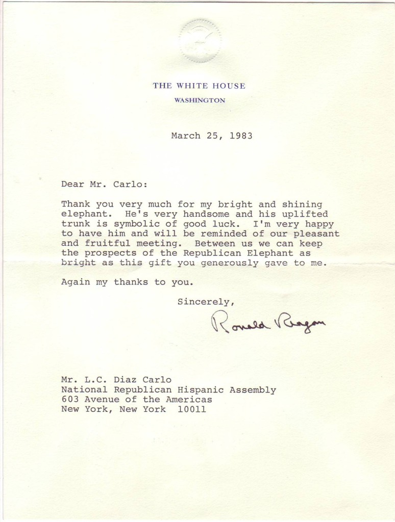 REAGAN-RONALD-Typed-Letter-Signed-as-President-to-LC-Diaz-Ca