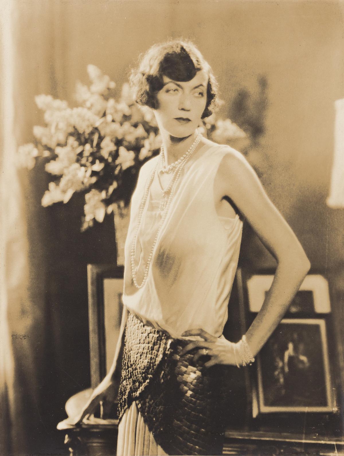 EDWARD STEICHEN (1879-1973) Kendall Lee.