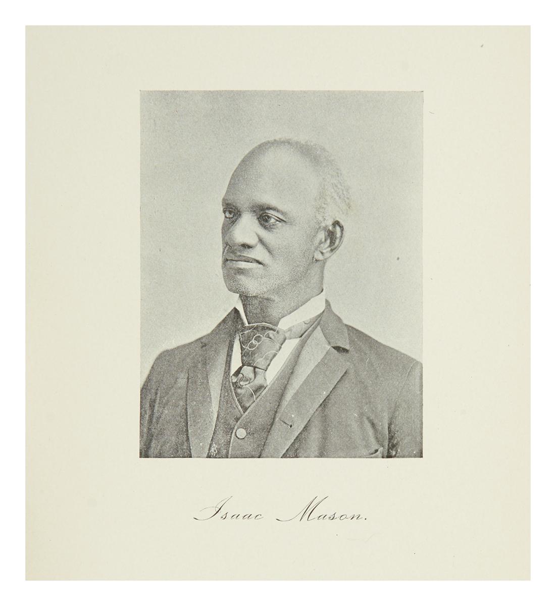 (SLAVERY-AND-ABOLITION)-Mason-Isaac-Life-of-Isaac-Mason-as-a