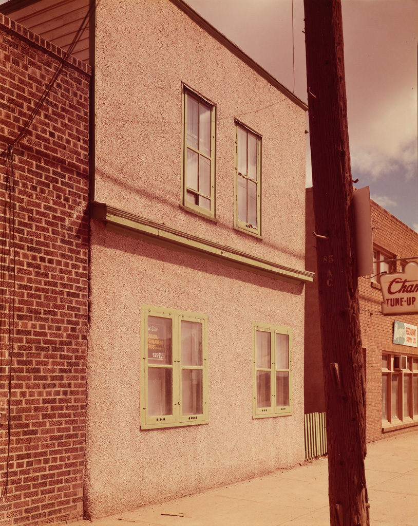 STEPHEN-SHORE-(1947--)-Dewdney-Avenue-Regina-Saskatchewan