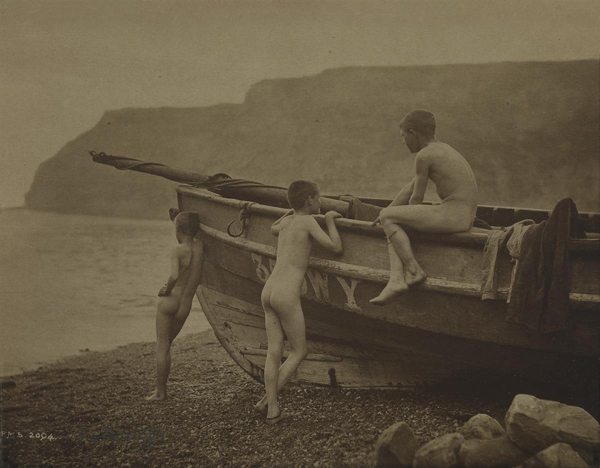 FRANK-MEADOW-SUTCLIFFE-(1853-1941)-Natives