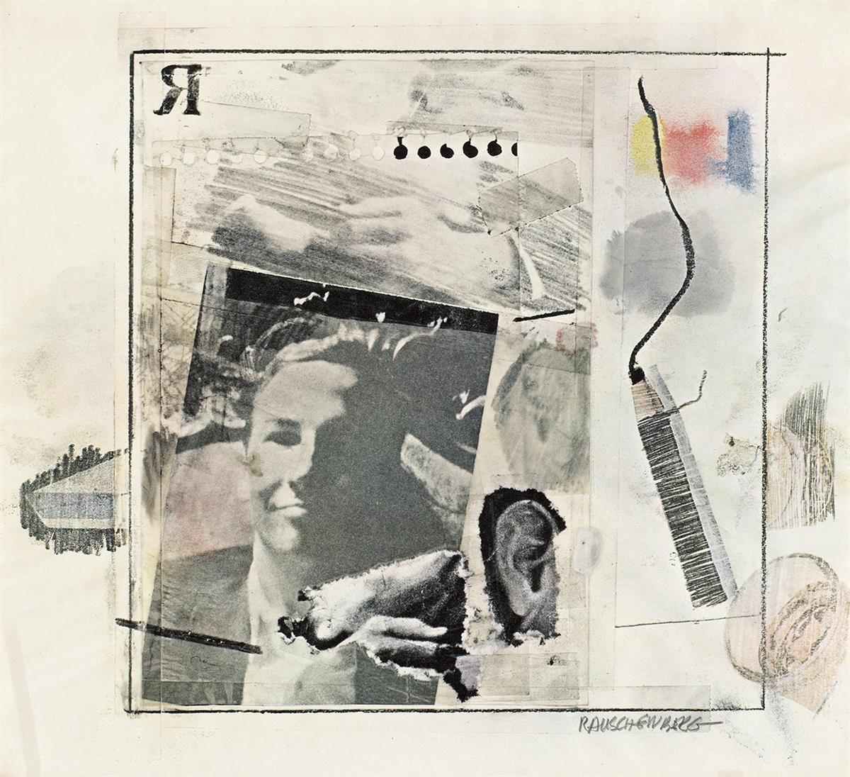 ROBERT-RAUSCHENBERG-Dwan-Gallery-Poster