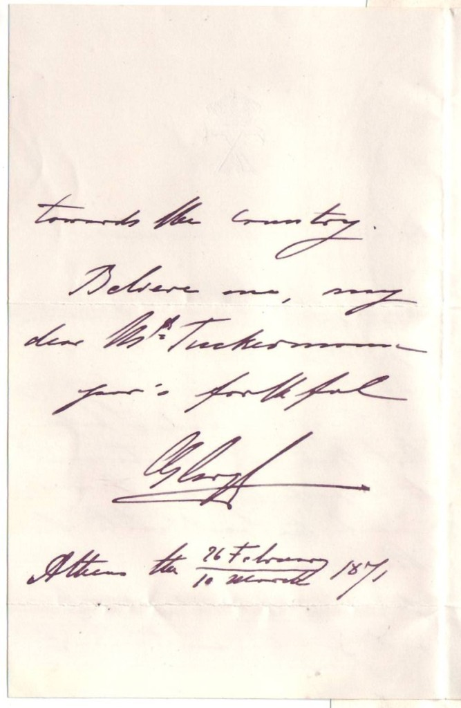 GEORGE-I;-KING-OF-GREECE-Autograph-Letter-Signed-GeorgeR-to-