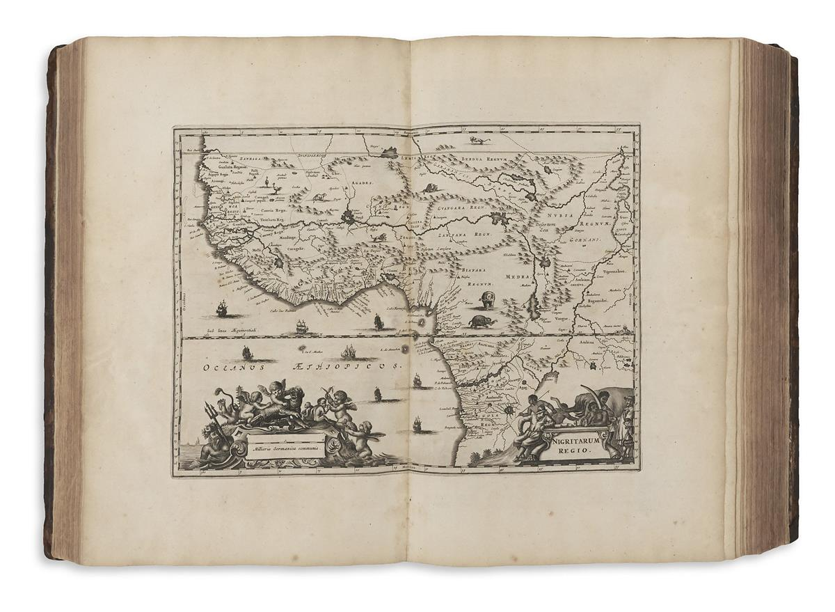 OGILBY, JOHN. Africa: Being an Accurate Description of the Regions...