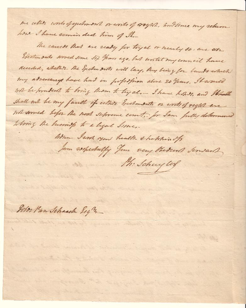 American-Revolution-SCHUYLER-PHILIP-Autograph-Letter-Signed