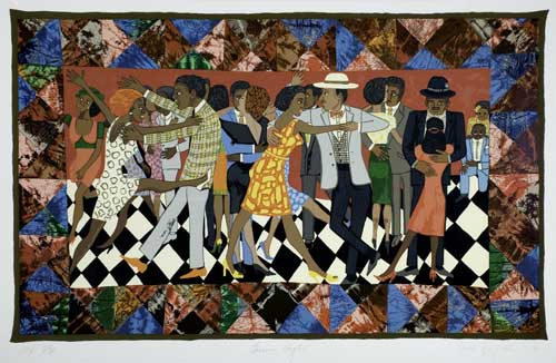 FAITH-RINGGOLD-(1934----)-Groovin-High