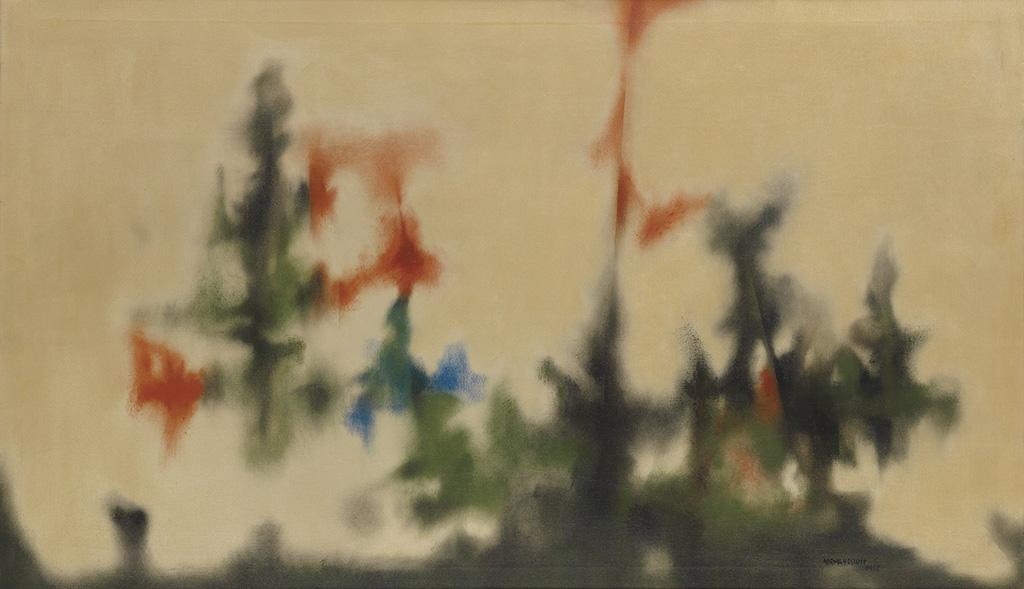 NORMAN LEWIS (1909 - 1979) Under Sea.