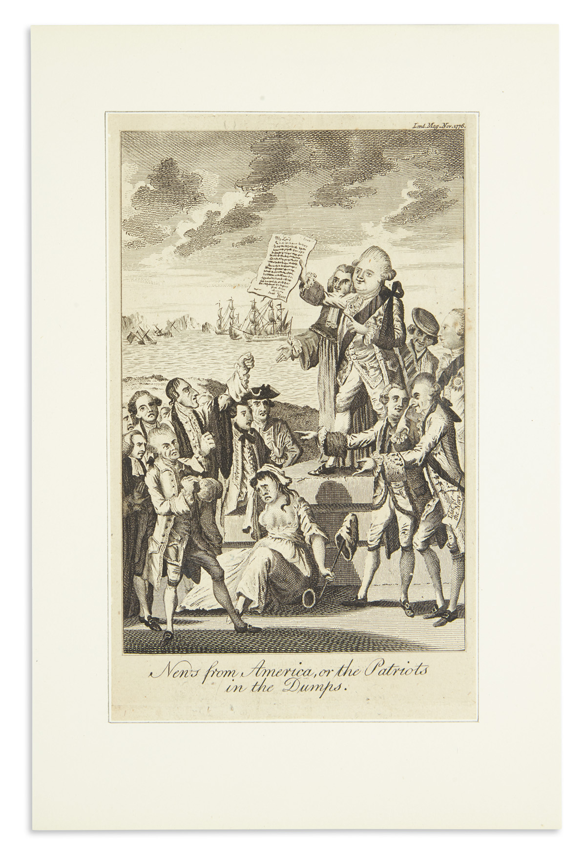 (AMERICAN-REVOLUTION--1776)-News-from-America-or-the-Patriot