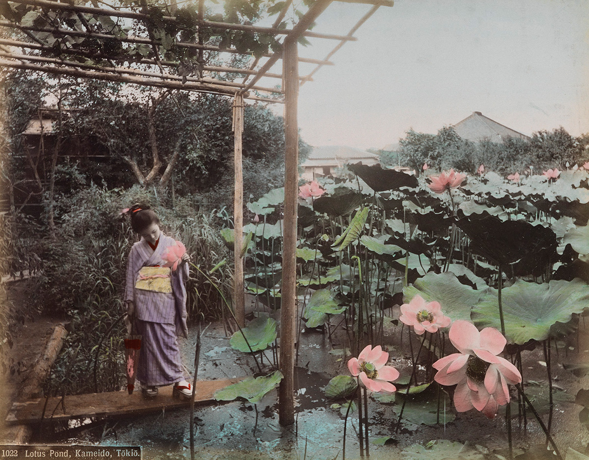 (JAPAN--TOKYO-KYOTO-ET-AL)-A-beautiful-album-with-approx-50-