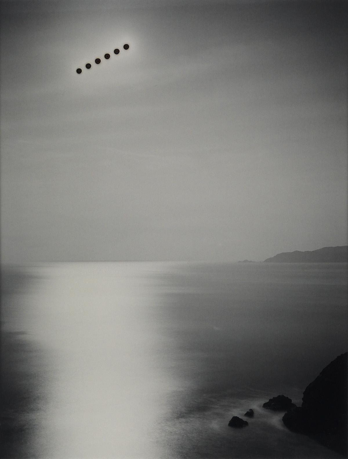 CHRIS MCCAW (1971- ) Sunburned GSP #319 (Pacific Ocean).