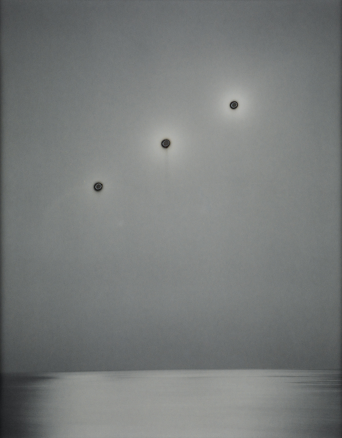 CHRIS MCCAW (1971- ) Sunburn GSP #320 (Pacific Ocean/every 30 minutes).
