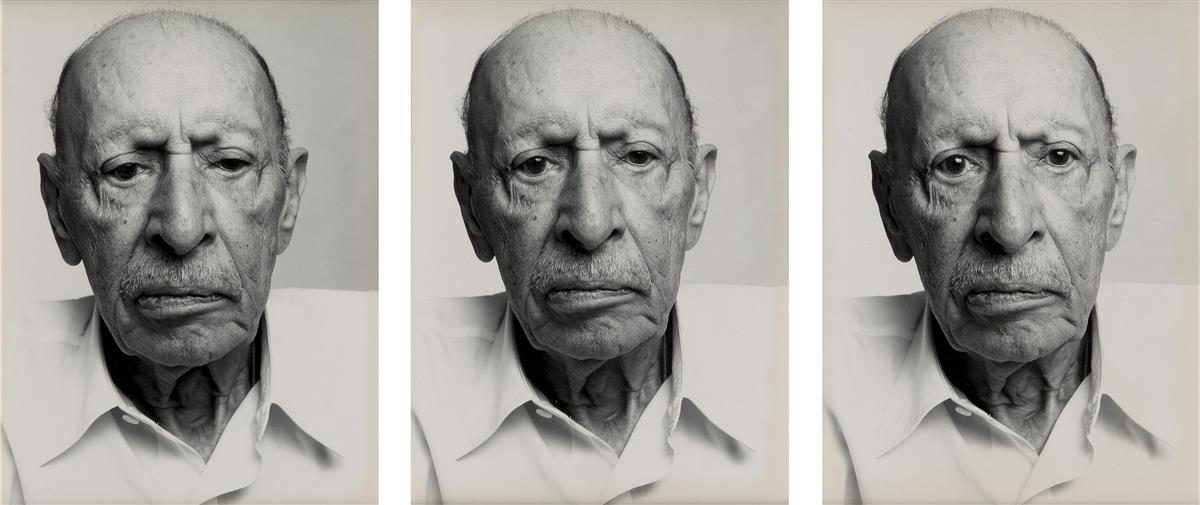 RICHARD AVEDON (1923-2004) Igor Stravinsky, Composer, N.Y.C.