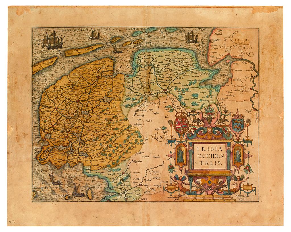 [ANONYMOUS.] Frisia Occidentalis.