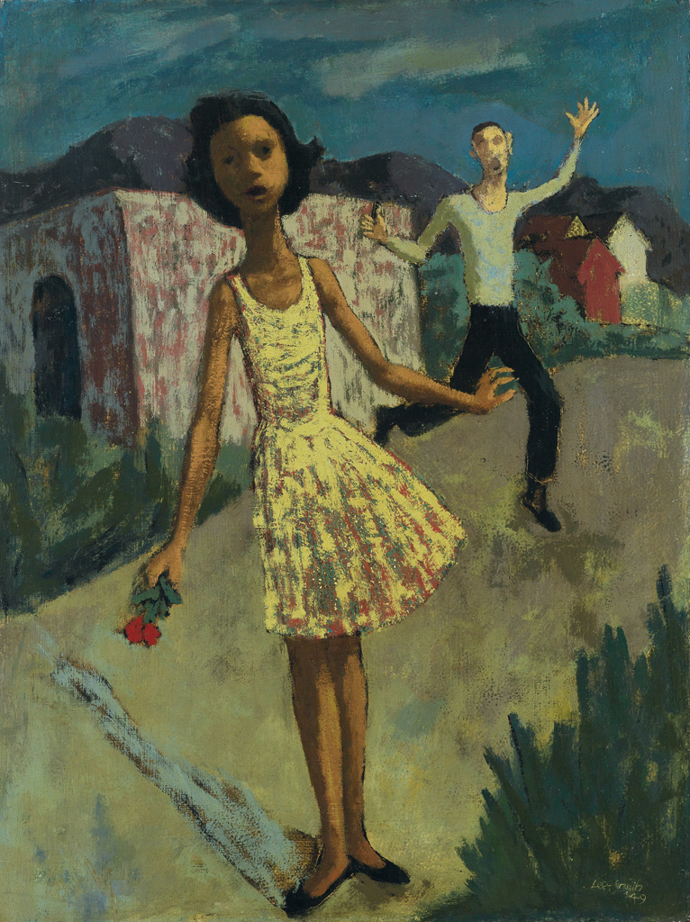 HUGHIE LEE-SMITH (1915 - 1999) The Bouquet.