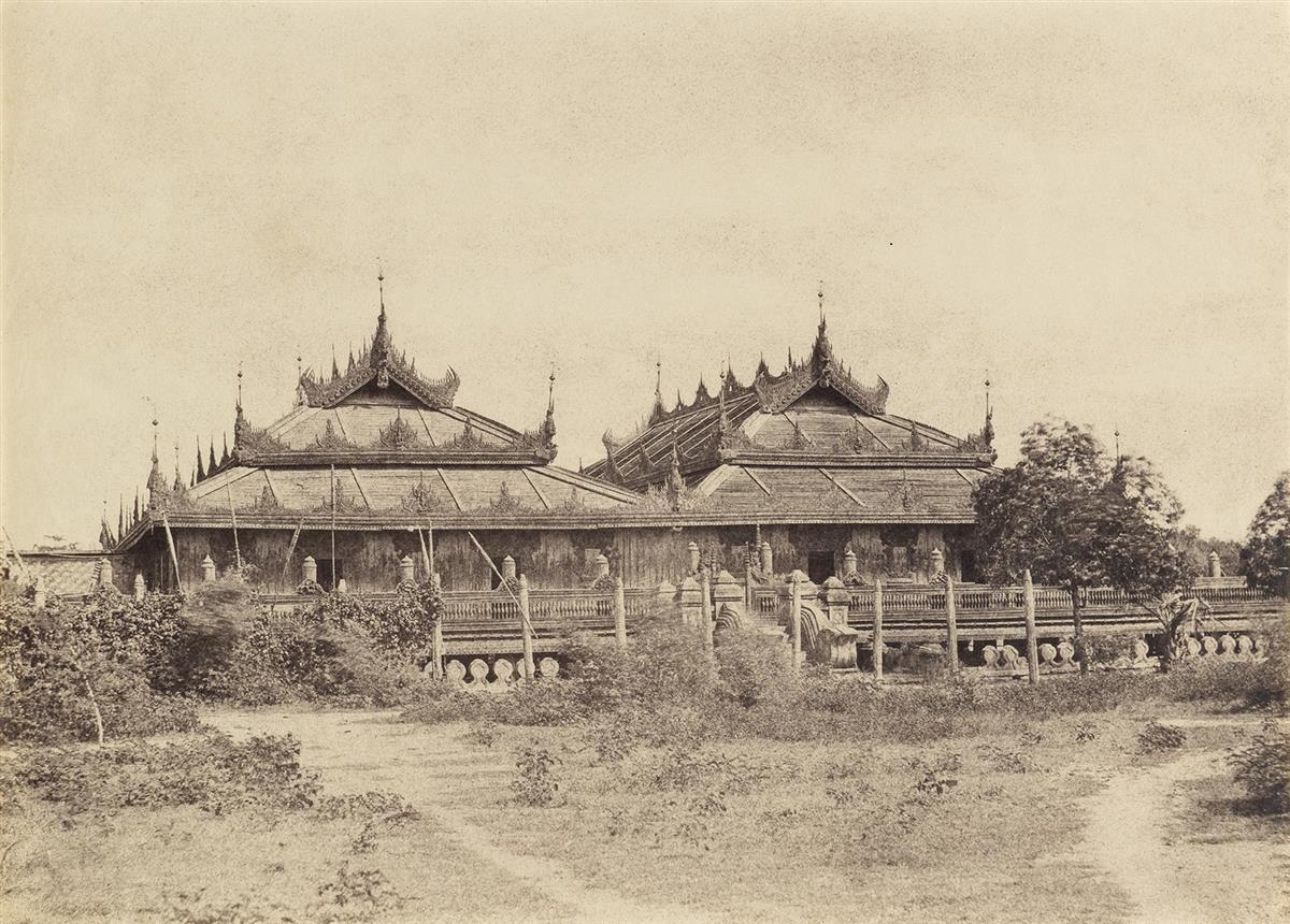 LINNAEUS-TRIPE-(1822-1902)-Amerapoora-Pyee-dyk-Kyoung-(Burma