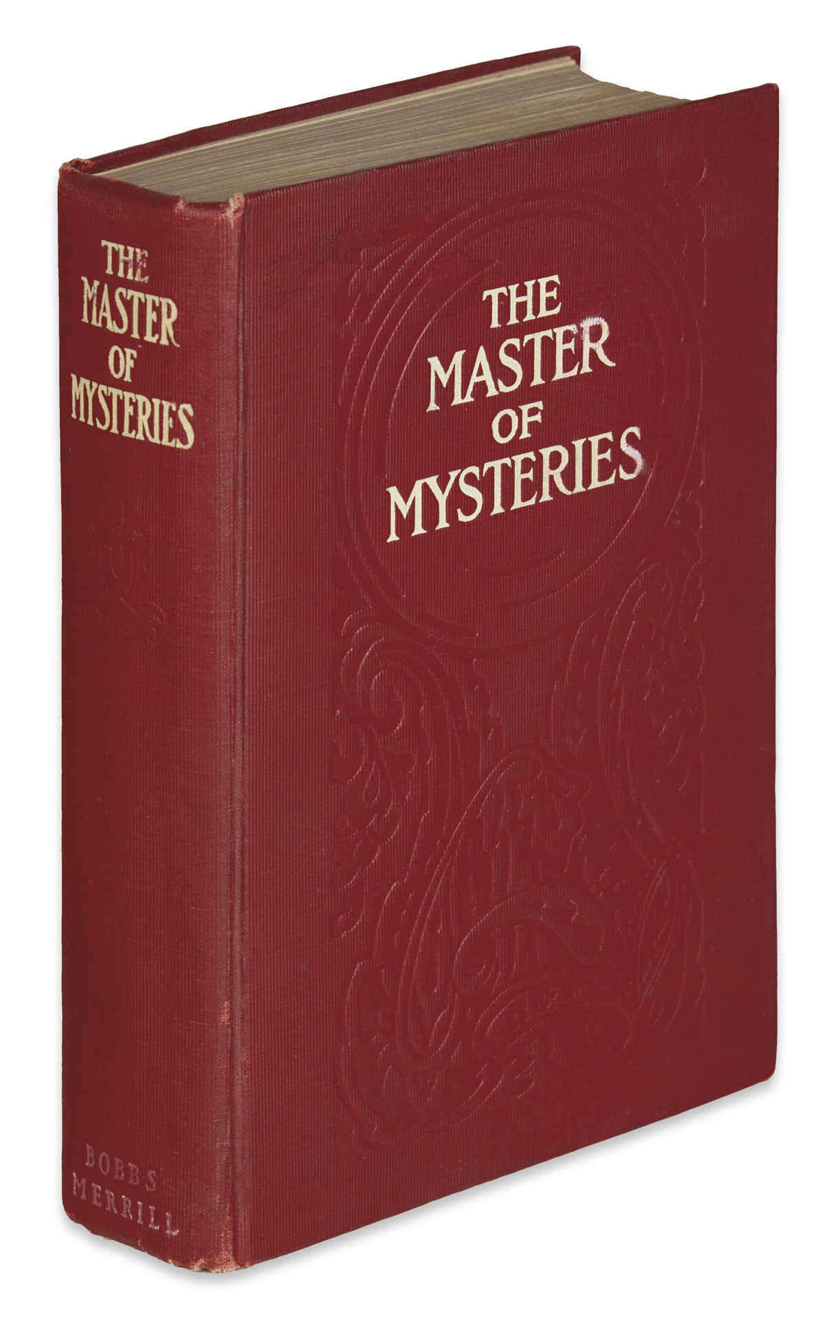 [BURGESS-GELETT]-The-Master-of-Mysteries