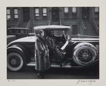 JAMES-VANDERZEE-(1886---1983)-Eighteen-Photographs