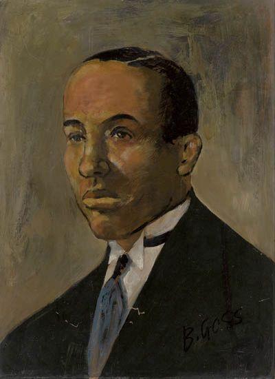 BERNARD-GOSS-(1913---1966)-Carter-Godwin-Woodson
