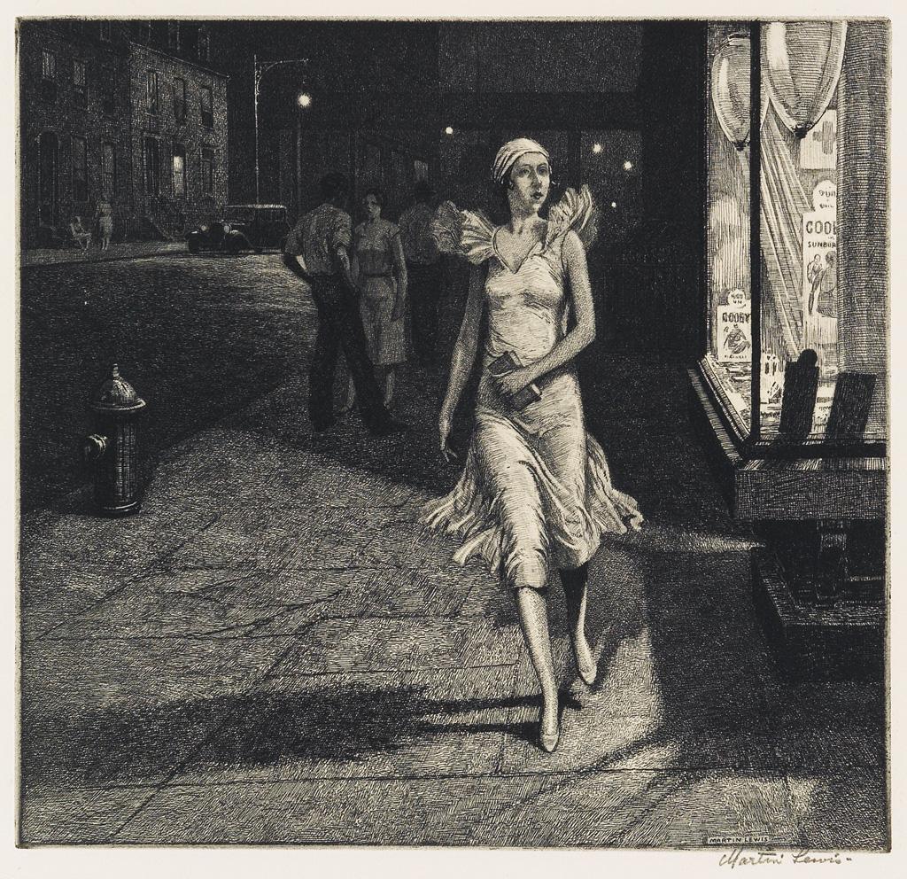 MARTIN-LEWIS-Night-in-New-York