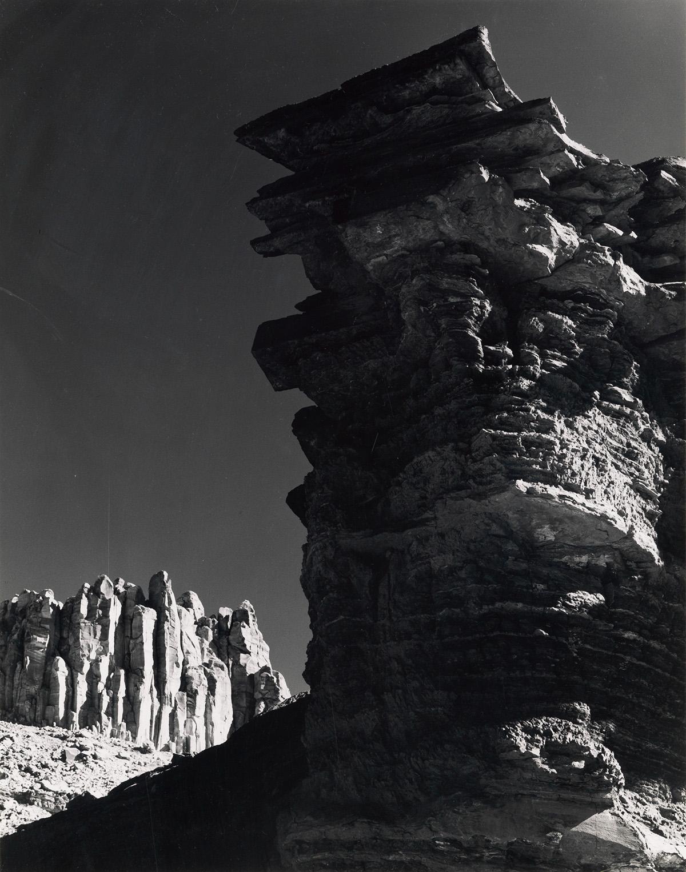 MINOR WHITE (1908-1976) Butte, Utah.