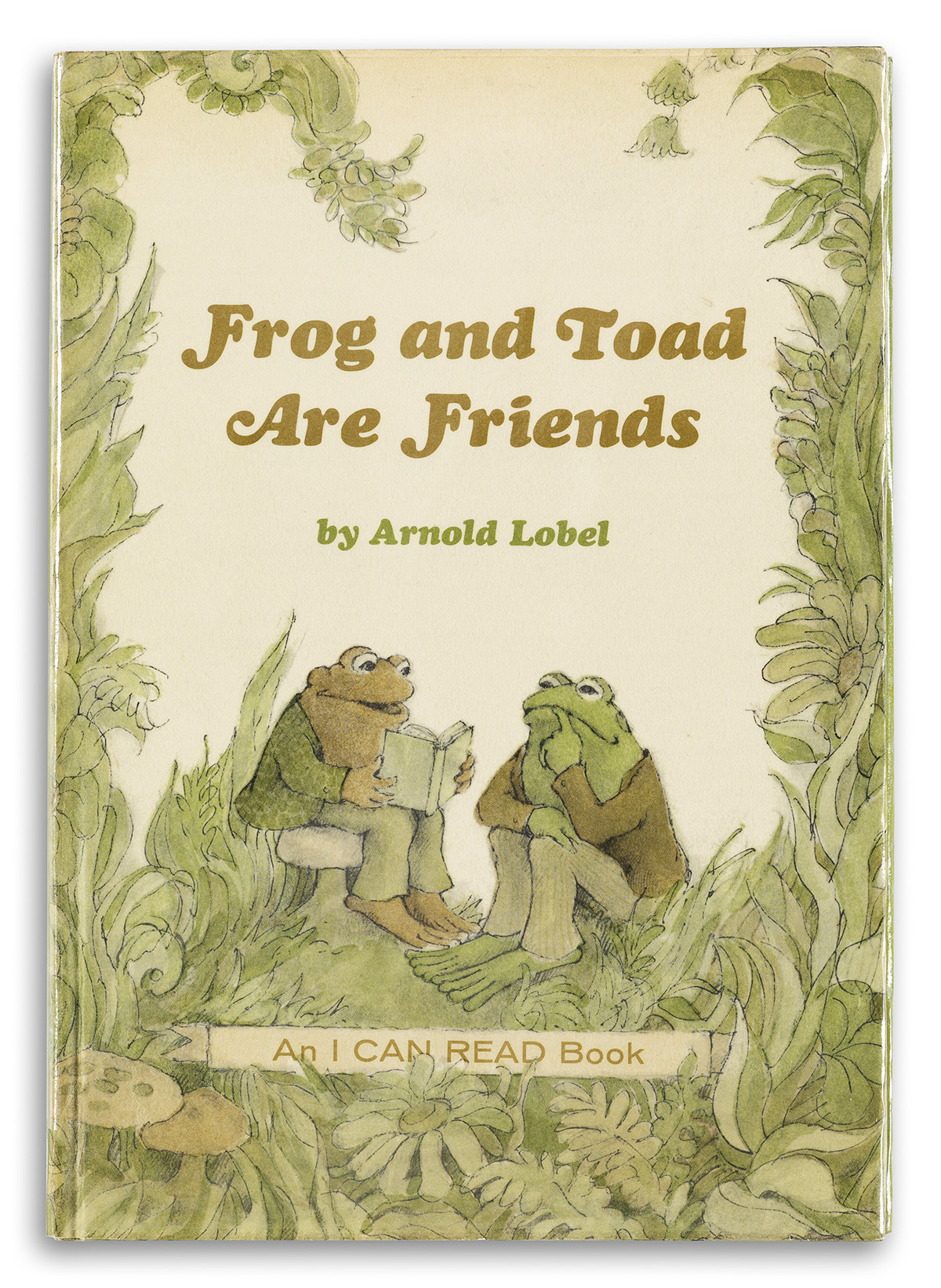 ARNOLD LOBEL (1933-1987)  Frog and Toad.