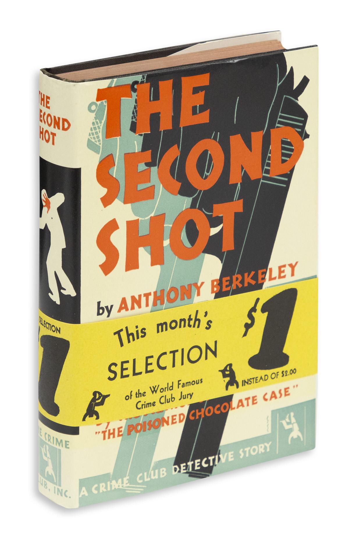 BERKELEY-ANTHONY-The-Second-Shot