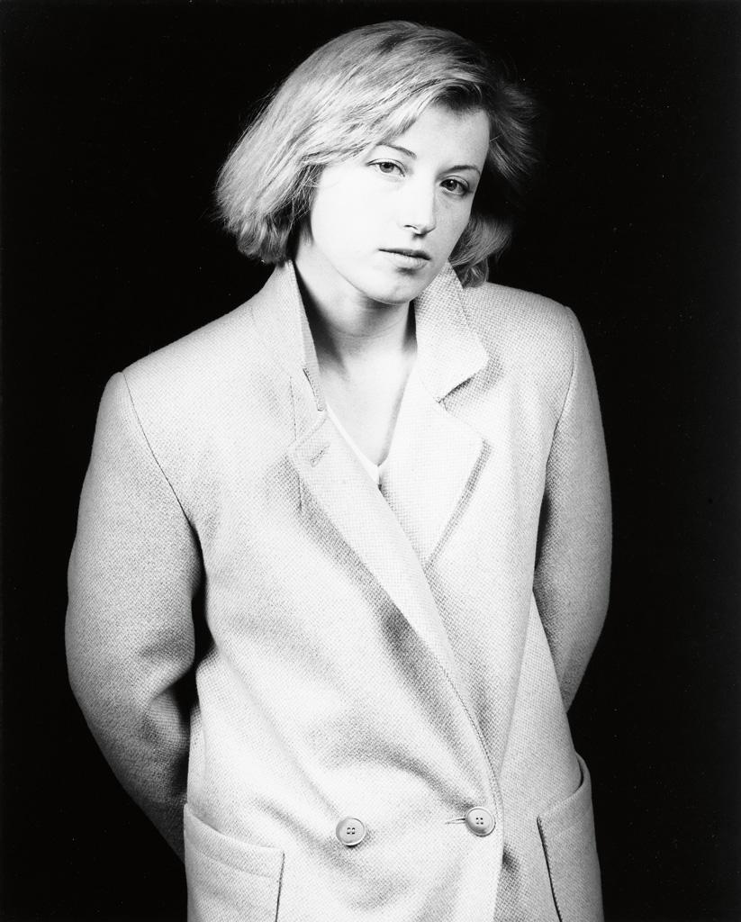 ROBERT MAPPLETHORPE (1946-1989) Cindy Sherman.