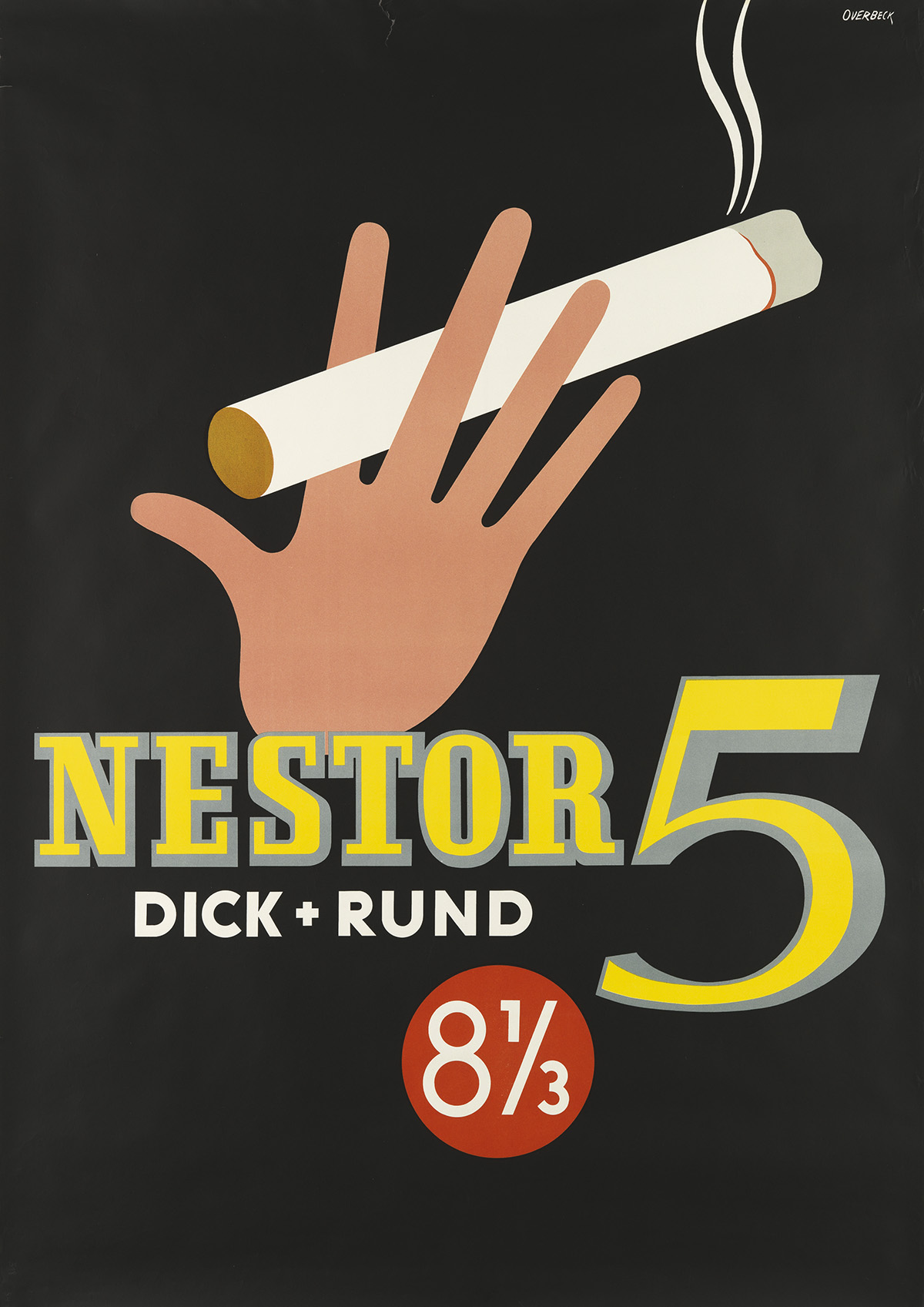VARIOUS-ARTISTS-[CIGARETTE-ADVERTISING]-Group-of-3-posters-S
