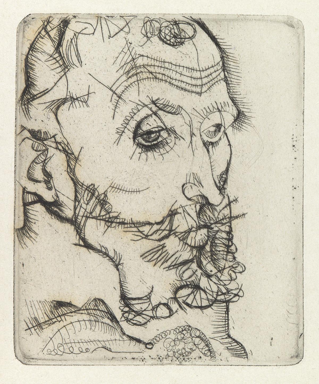 EGON-SCHIELE-Bildnis-Franz-Hauer