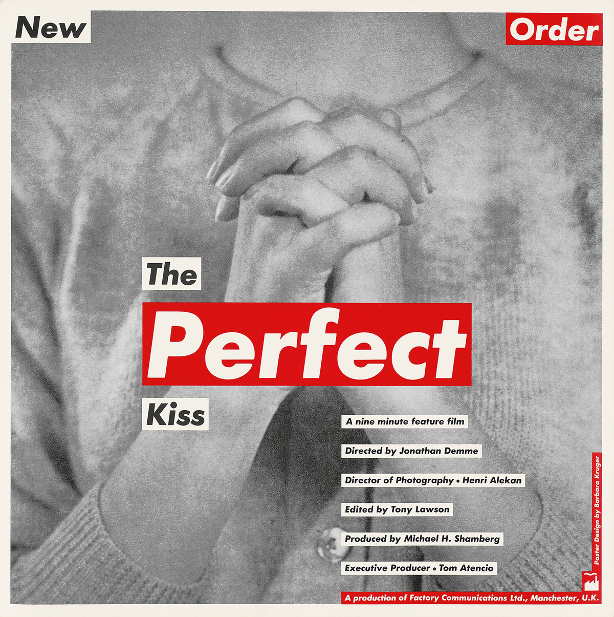 BARBARA-KRUGER-(1945--)-THE-PERFECT-KISS--NEW-ORDER-1985-24x
