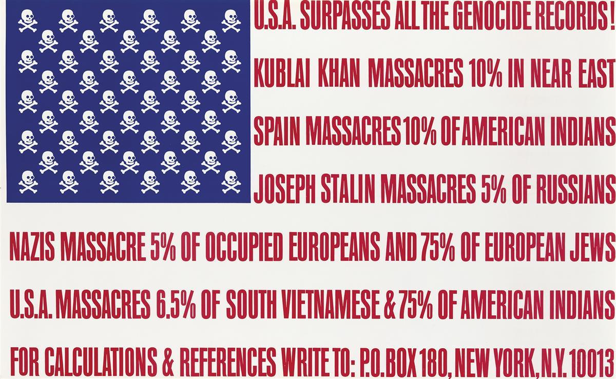 GEORGE-MACIUNAS-(1931-1978)-USA-SURPASSES-ALL-THE-GENOCIDE-R