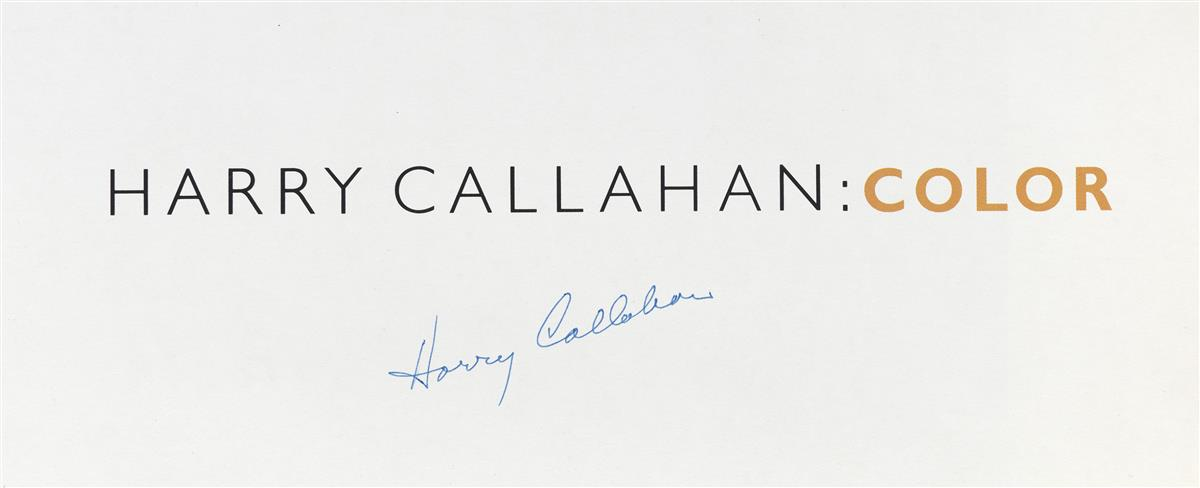 HARRY-CALLAHAN-Color-1941-1980