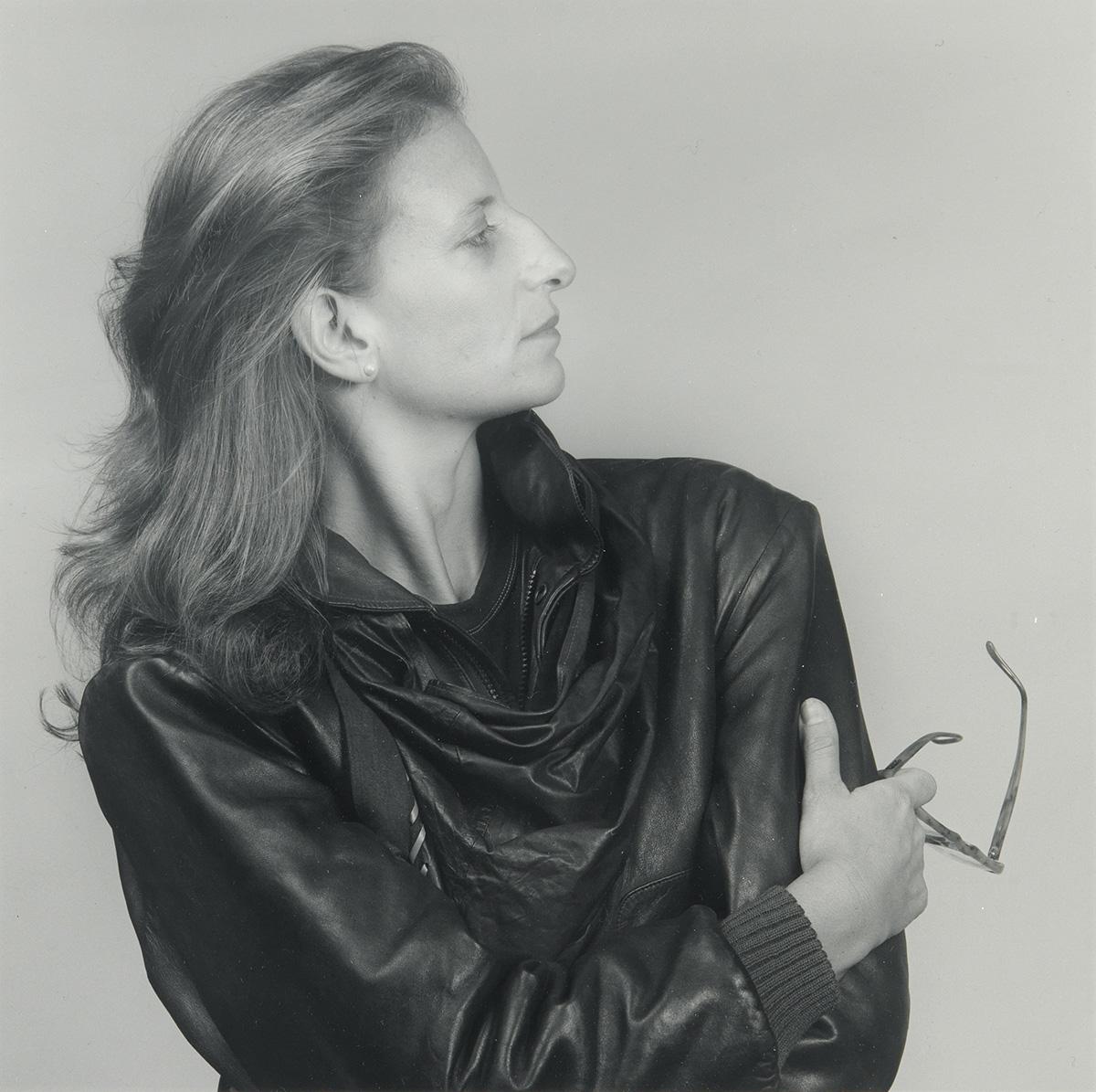 ROBERT MAPPLETHORPE (1946-1989) Annie Leibovitz.