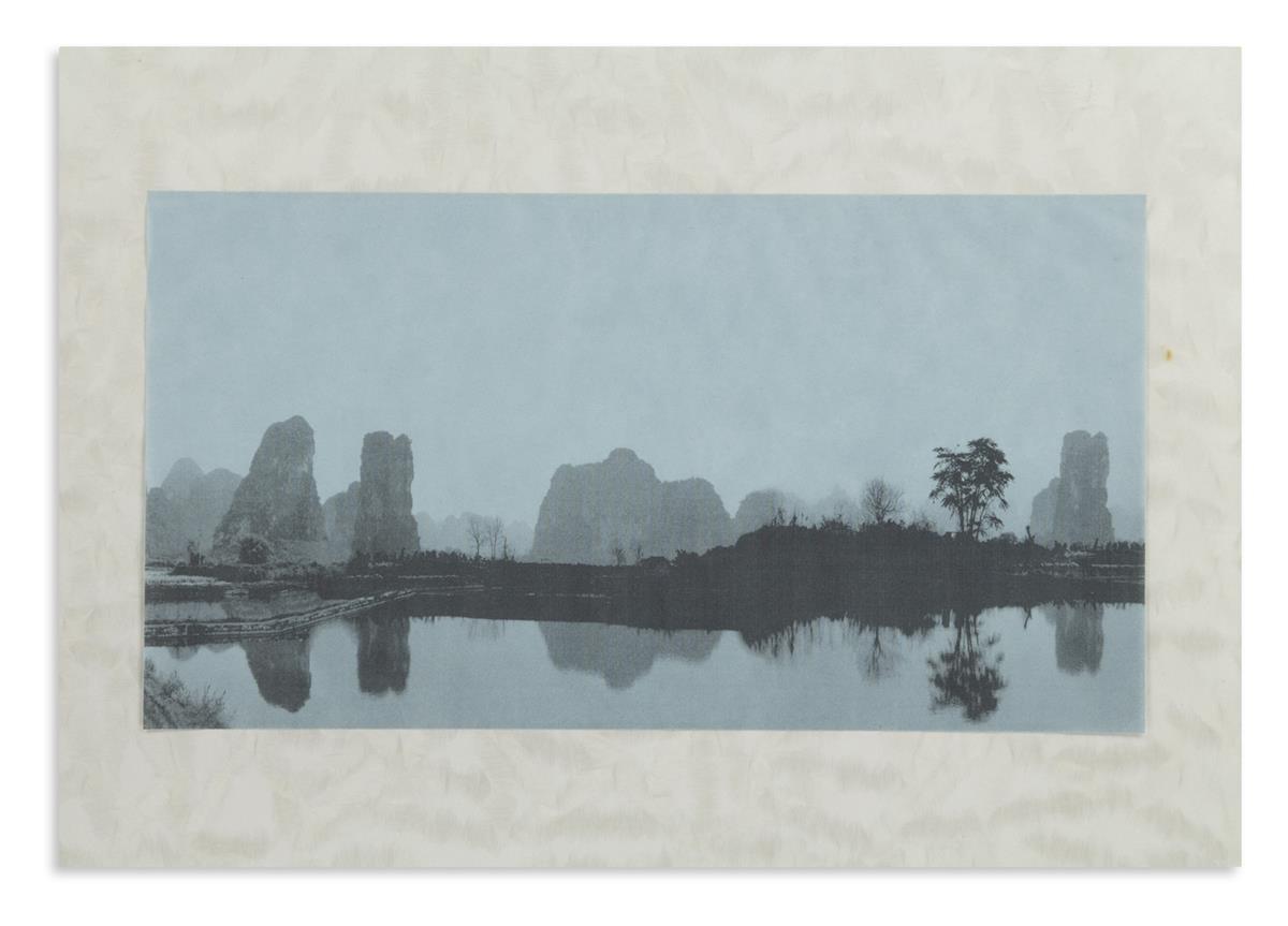 (KALDEWEY PRESS.) The Immortals. Eight views of the Li River