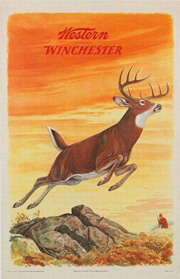 J-G-WOODS-(DATES-UNKNOWN)-WESTERN-WINCHESTER-1955-40x25-inch