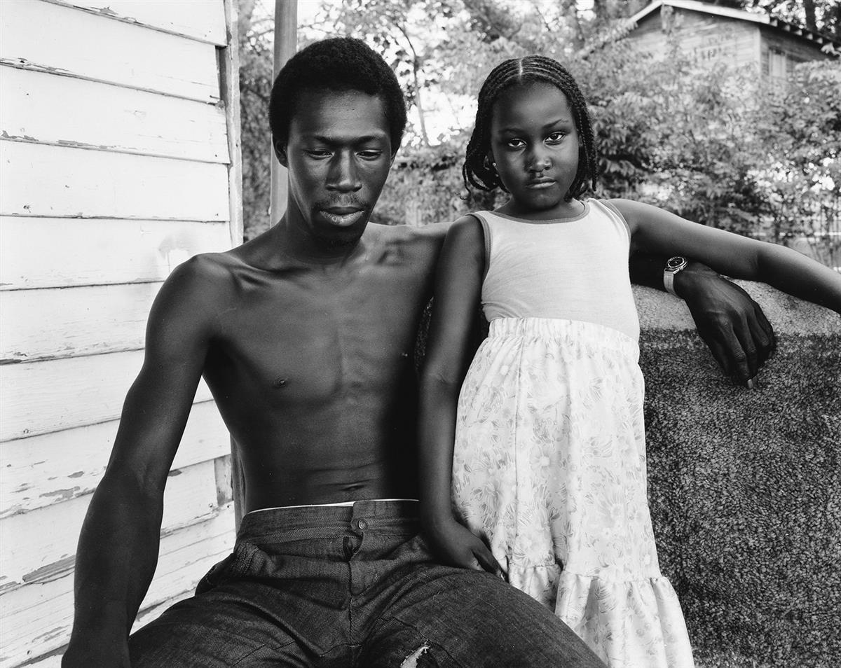 NICHOLAS NIXON (1947- ) Yazoo City, Mississippi.
