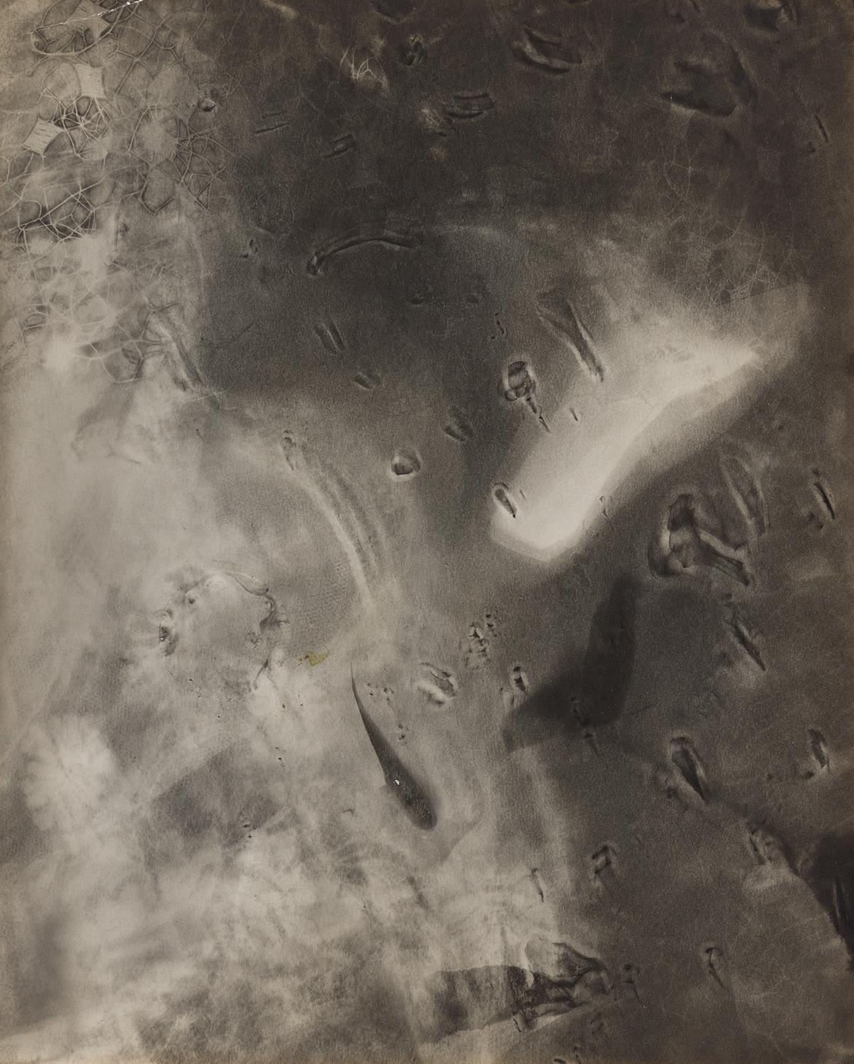 THEODORE ROSZAK (1907-1981) Untitled photogram.