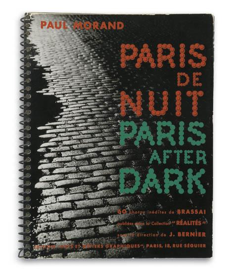 BRASSAÏ-Paris-de-NuitParis-After-Dark