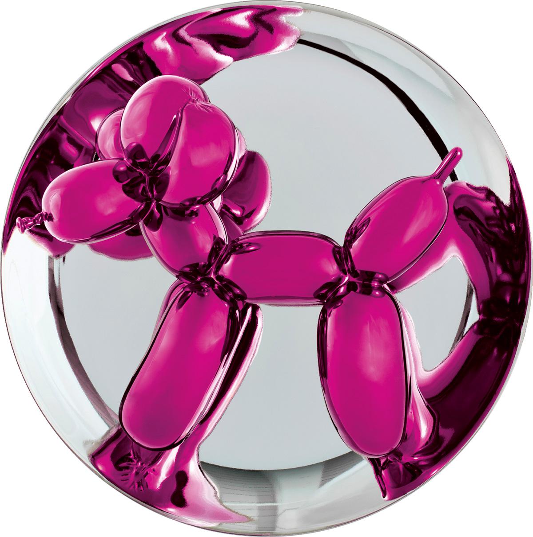 JEFF KOONS Balloon Dog (Magenta).
