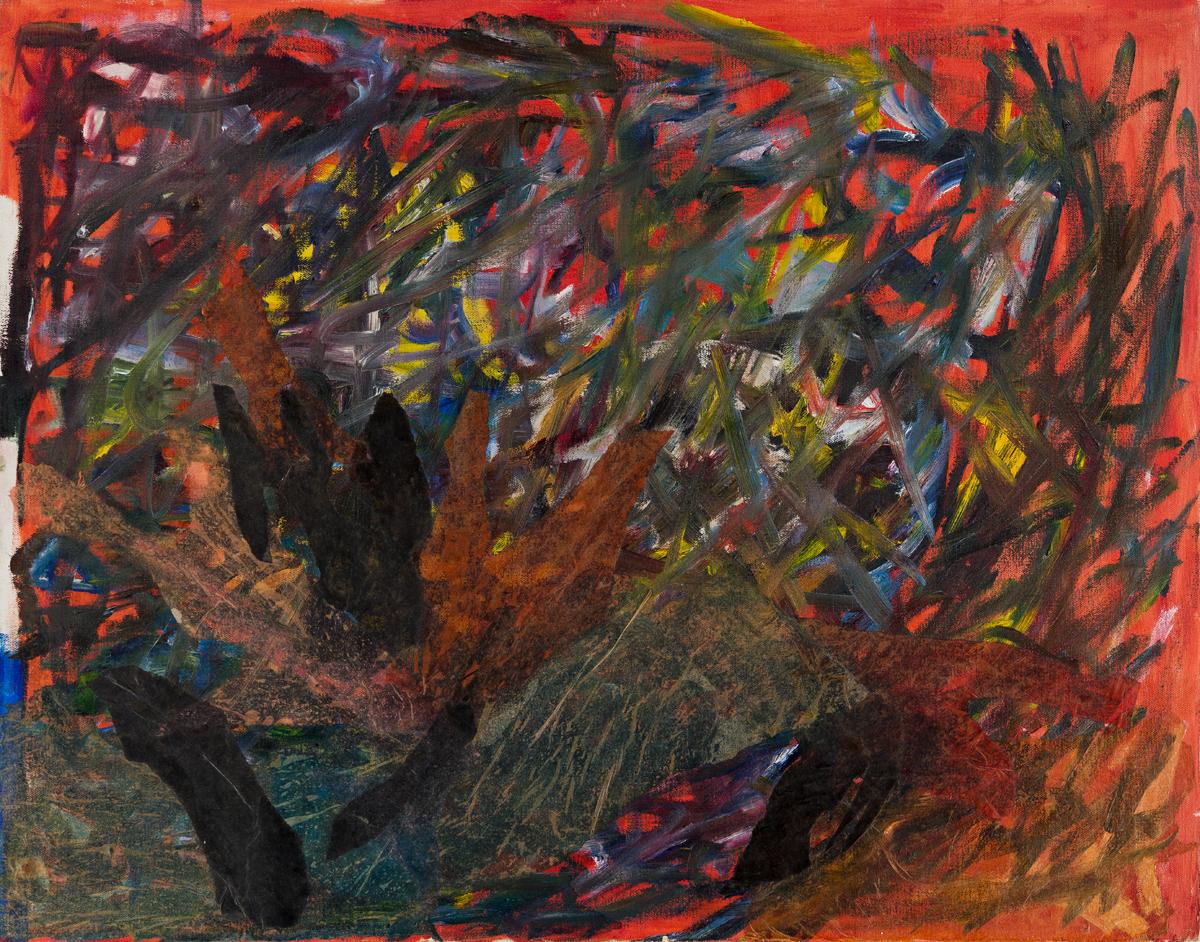 ALLAN KAPROW (1927 - 2006, AMERICAN) Untitled.