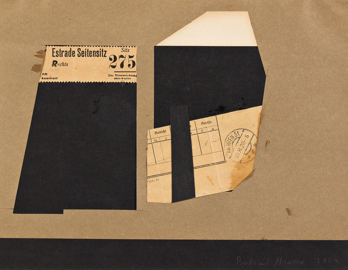 BALCOMB GREENE (1904-1990) Untitled.