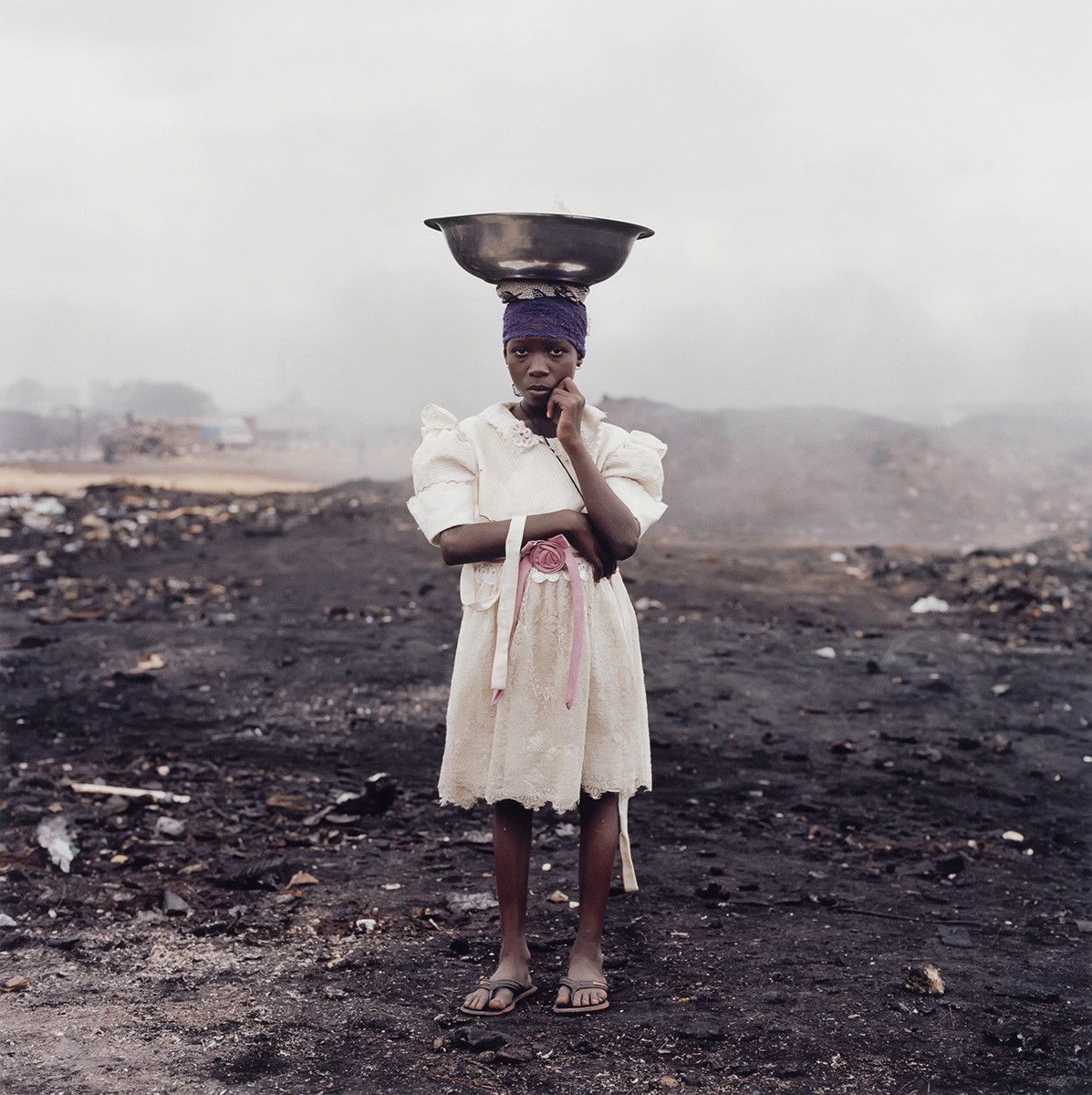 PIETER HUGO (1976- ) Naasra Yeti, Agbogbloshie Market, Accra, Ghana.
