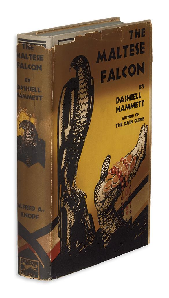 HAMMETT-DASHIELL-The-Maltese-Falcon
