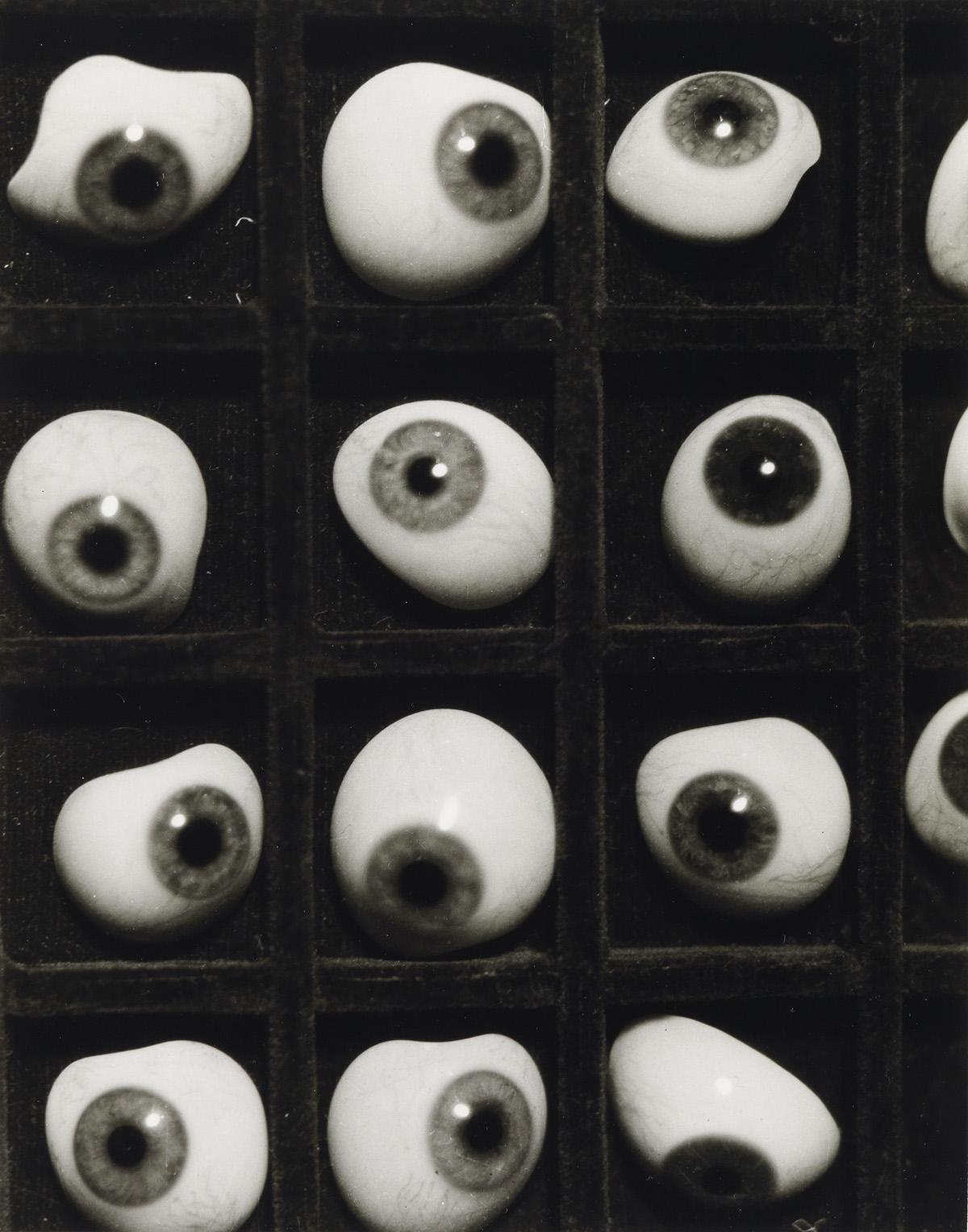 HERBERT-BAYER-(1900-1985)-Glass-Eyes