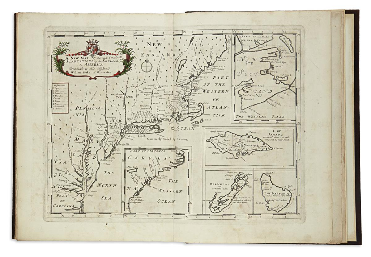 WELLS-EDWARD-A-New-Sett-of-Maps-Both-of-Antient-and-Present-
