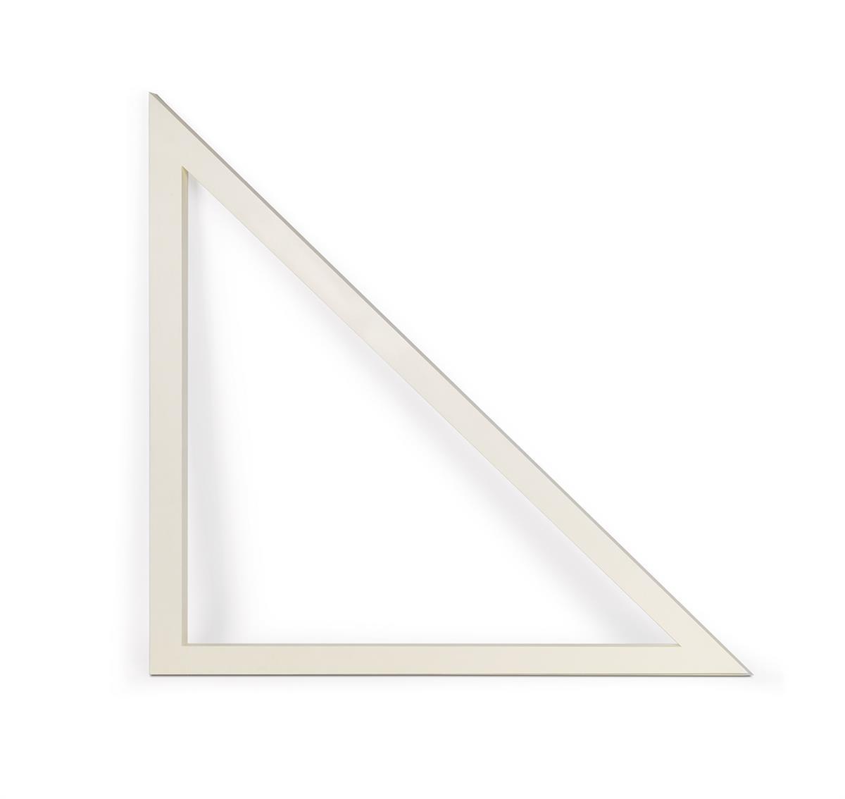SOL LEWITT Right Triangle.