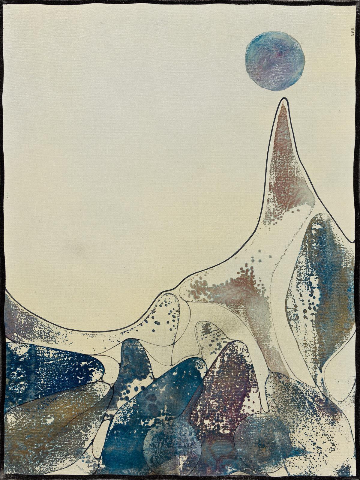 GLORIA R. BOHANON (1941 - ) Out of Reach.