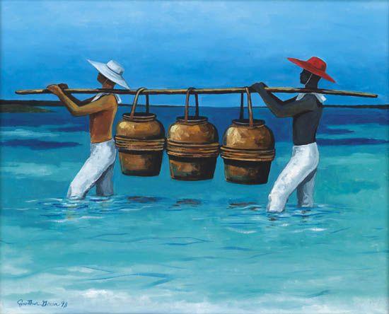 JONATHAN-GREEN-(1955----)-Three-Vessels