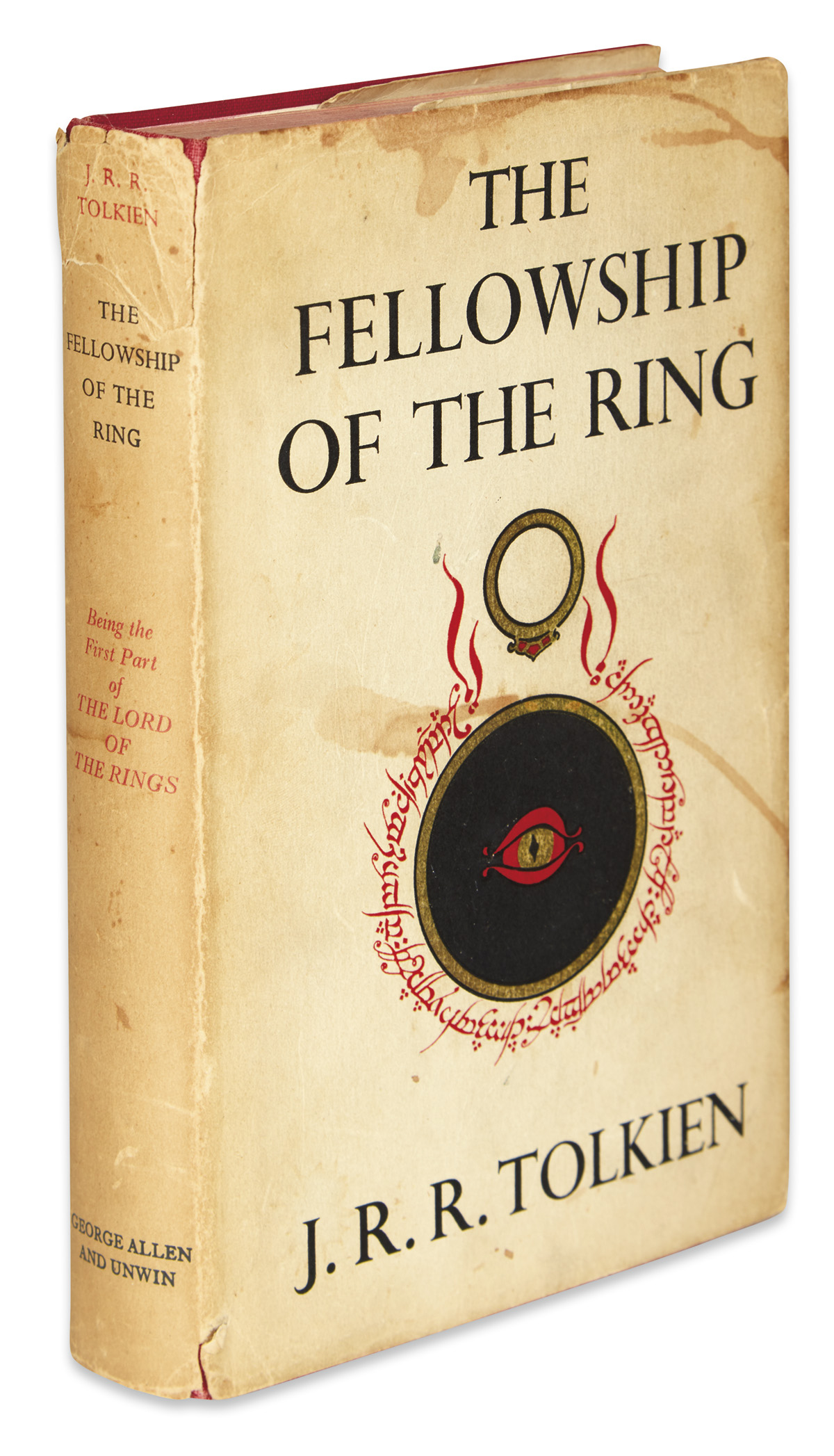 TOLKIEN, J.R.R. The Lord of the Rings.